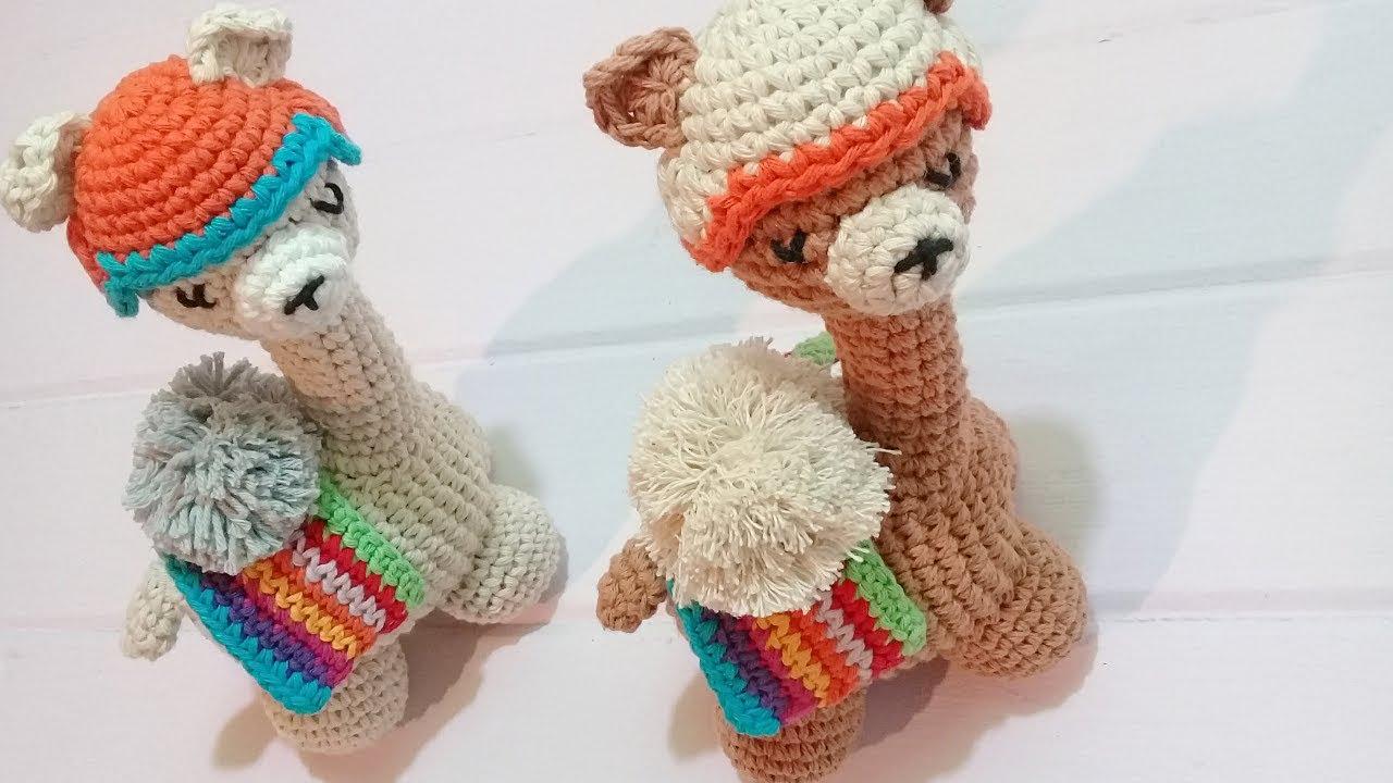 Amigurumi Cute Alpaca Free Pattern – FREE AMİGURUMİ CROCHET ... | 720x1280