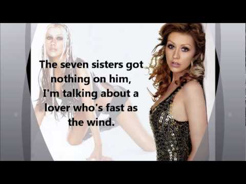 Christina Aguilera - Tough Lover ( Lyrics on Screen )