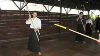 Sojutsu Gasshuku 2008   Samurai Juku