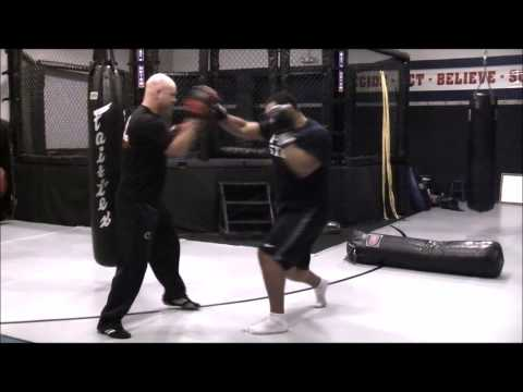 John Urschel - Boxing