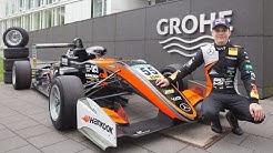 GROHE steigt in Motorsport ein: Jüngster Formel 3-Fahrer David Beckmann im Interview - Autophorie