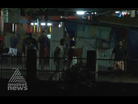 RSS activists attack Kottarakkara Police Station in Kerala  | FIR 8 Mar 2016