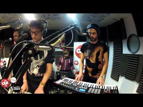 Bastille - Bruno Mars Cover - Session Acoustique OÜI FM