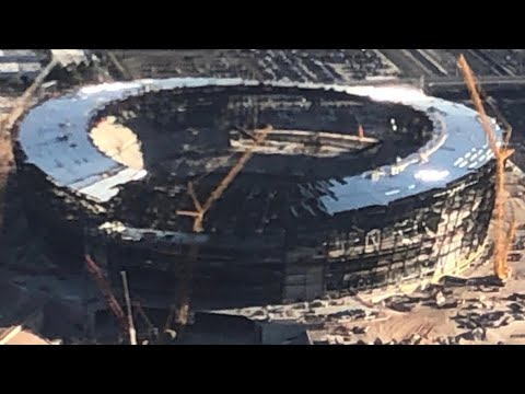 5 Reasons Las Vegas Raiders Allegiant Stadium Is Will Be Late For NFL 2020