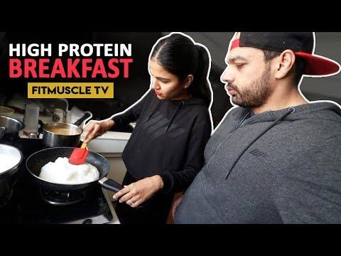 amazing-muscle-building-breakfast-recipe- -fitmuscletv