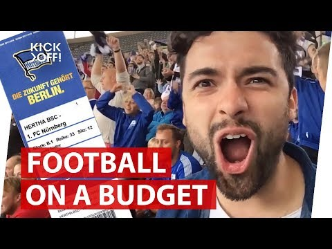 Football on a budget  How cheap is a Bundesliga matchday?