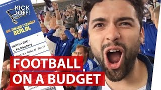 Football on a budget | How cheap is a Bundesliga matchday?