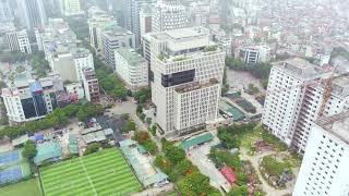 Thanh Cong Tower - Chuẩn văn phòng hạng A+