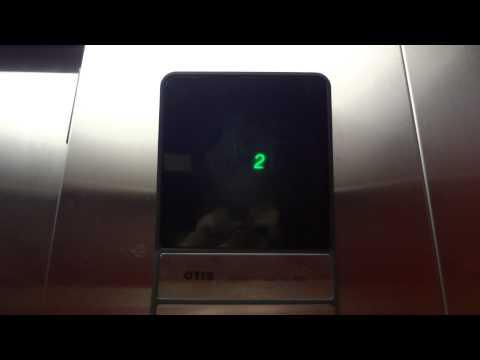 Otis Hydraulic Elevator @ Bldg I Renton Technical College, Renton WA