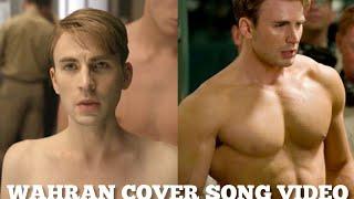 Captain America Transformation Scene | Wahran Cover Song | Marvel Studios|