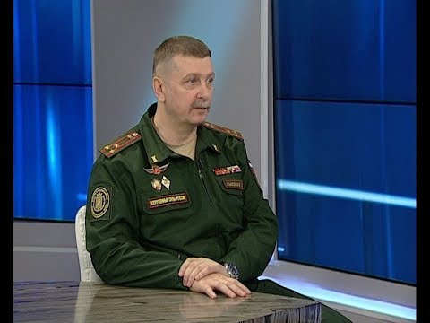 Интервью. Андрей Лысенко, военный комиссар Красноярского края