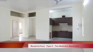 Two Bedroom Type C Apartment 960 Sq Feet