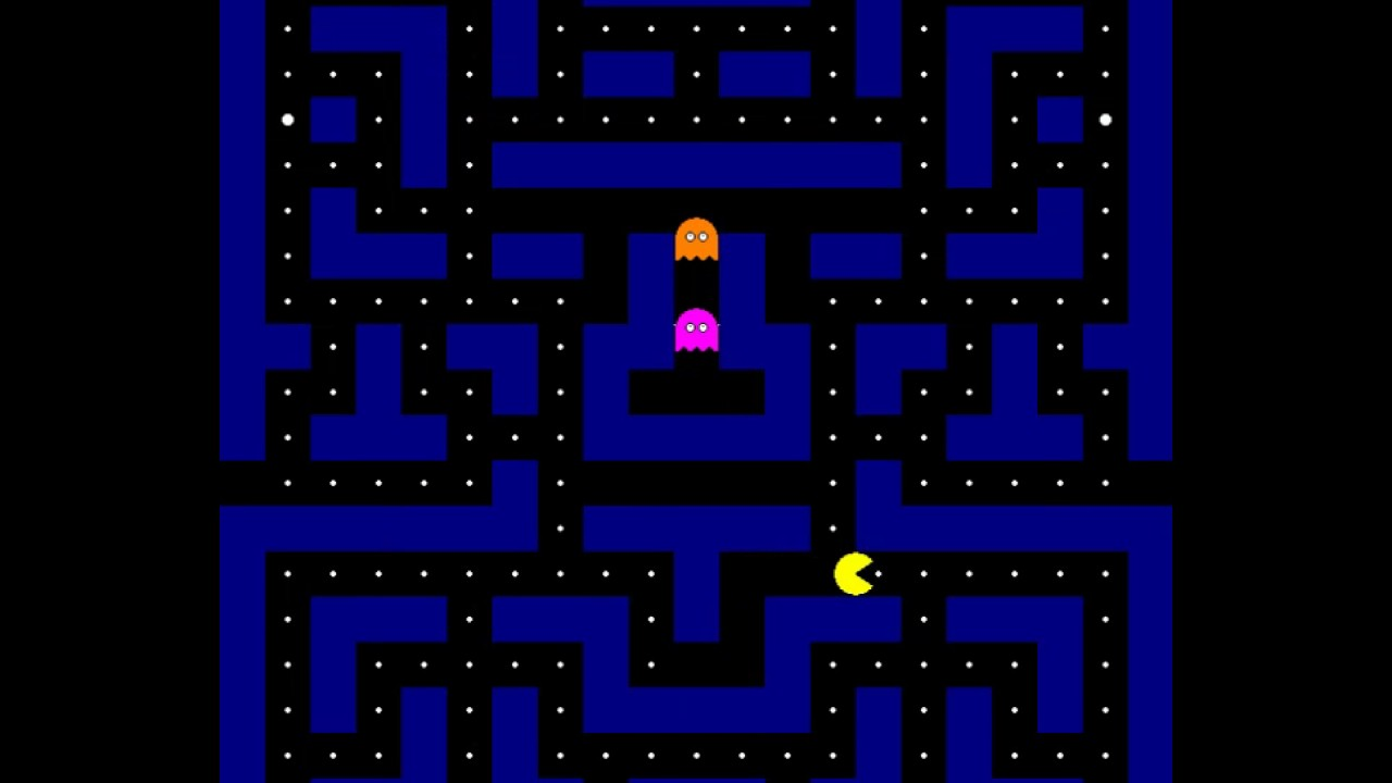 how to make pacman in game maker