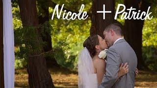 Nicole + Patrick: Stevens Estate Wedding Film in North Andover, Massachusetts