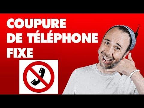 Coupure de téléphone fixe - L'appel trop con de Rire & Chansons