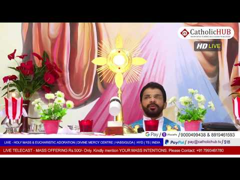 HOLY MASS | CATHOLIC RESPONSE-PART 2 | REV.FR.BENNY SVD | DMC | HABSIGUDA |HYD | IND 01-05-2020