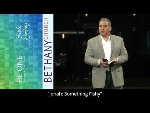 Jonah: Something Fishy