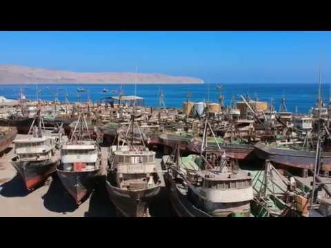 Cementerio de Barcos Pesqueros