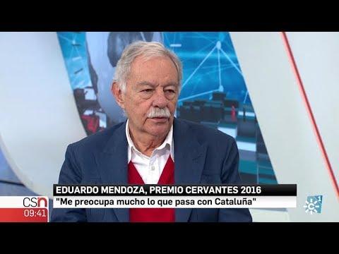 La entrevista | Eduardo Mendoza