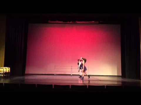 """Turning Tables"" choreography by Alex Hill.                            John Carroll Academy"