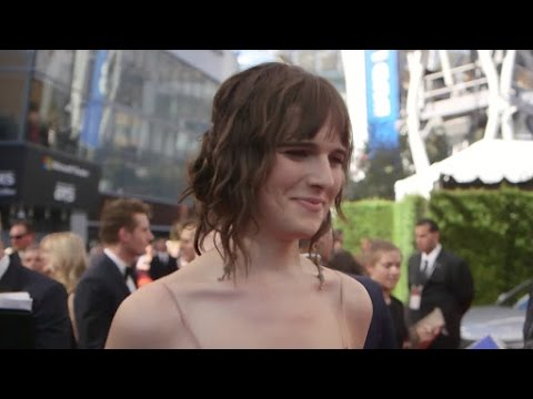 Transparent's Hari Nef Stays Sane With Weed and Therapy | Emmys 2016