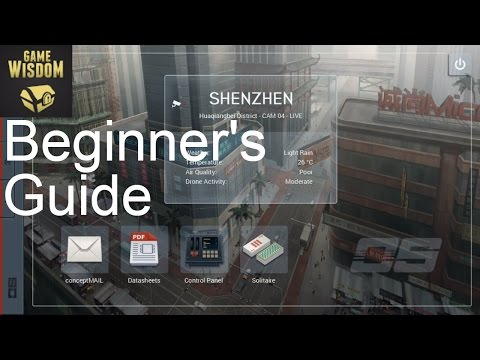 Beginner's Guide for SHENZHEN I/O