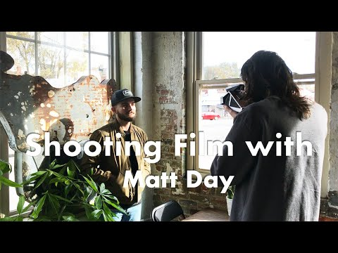 Shooting Film With Matt Day In Chillicothe, Ohio