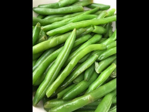 How To Blanch Green Beans - Quick And Easy Technique For Veggies Like A Pro