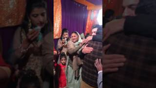 Surprise visit to India from USA on my nephew's first Lohri Ceremony 11-01-2017