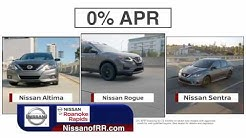 Nissan Of Roanoke Rapids  - 0% APR on Altima, Rogue and Sentra!