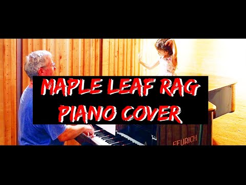 Maple Leaf Rag by Scott Joplin | Maple Leaf Rag Sheet Music in PDF & MP3
