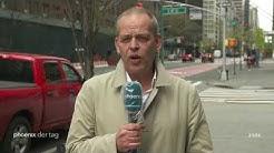 Johannes Hano aus New York zur Corona-Sachlage in den USA am 20.04.20