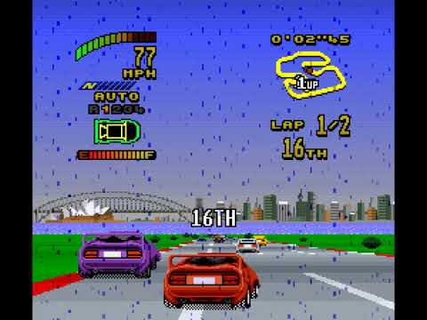 Top Gear 2 Longplay (SNES) [60 FPS]