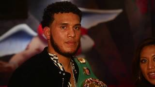 David Benavidez says he's going to KO Ronald Gavril in their rematch
