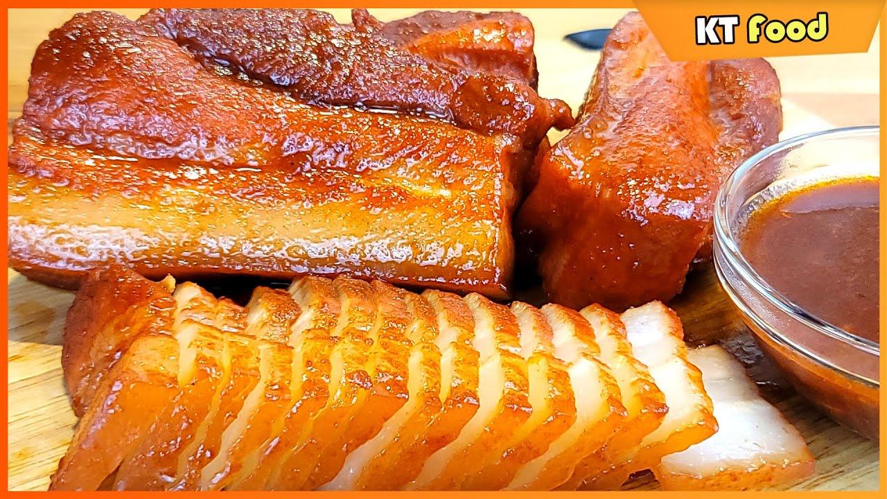 Thịt Khìa không cần nước dừa, ăn bánh mì, xôi, cơm ngon tuyệt đỉnh – [ENG SUB] – KT Food