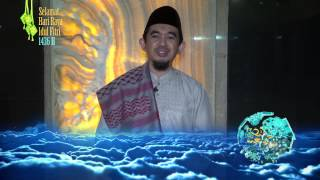 Ceramah Pendek  Cerpen : Makna Idul Fitri