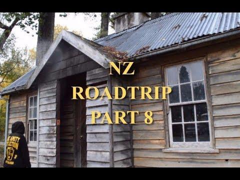 CREEPY OLD CHINESE SETTLEMENT  NZ Roadtrip #8