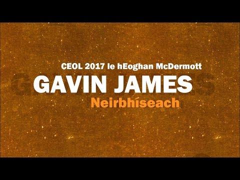 Gavin James - Nervous As Gaeilge
