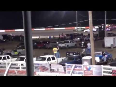 #Septemberfest Beatrice Speedway 9/25/15 A Feature