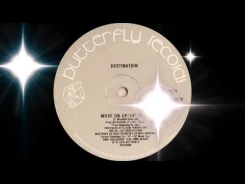 Destination - Move On Up (Butterfly Records 1979)