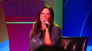 Sara Evens Stronger Acoustic CMA Fest 2018 6-7-18