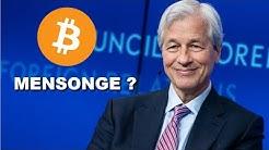 LES GRANDES BANQUES INTERESSEES PAR LE BITCOIN (JP MORGAN) ?