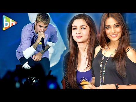 Justin Bieber Live Concert Mumbai | Full Event Uncut | Alia Bhatt | Bipasha Basu | Malaika Arora