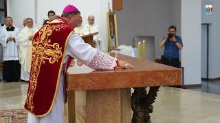 Konsekracja największego kościoła diecezji tarnowskiej - bł. Karoliny w Tarnowie, 10.06.2018