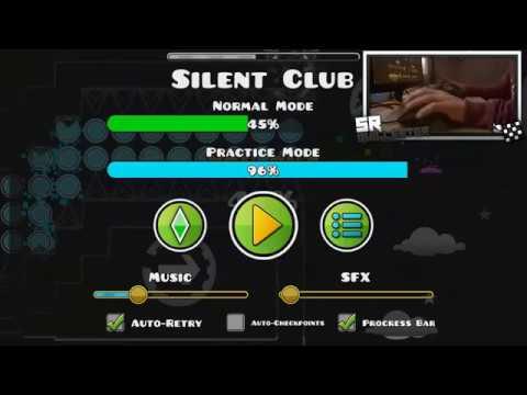 Unnerfed Silent Club 45% (World Record?)