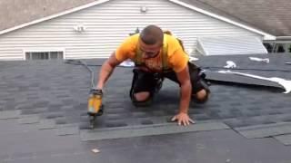 Fastest roofer ever 315