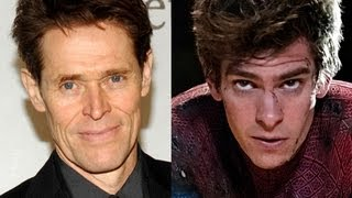 Willem Dafoe Slams 'The Amazing Spider-Man'