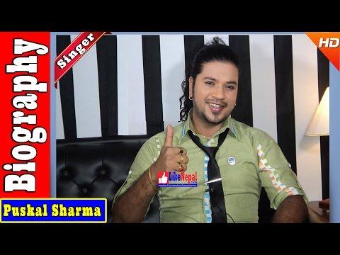 Puskal Sharma - Nepali Lok Singer Biography Video, Songs