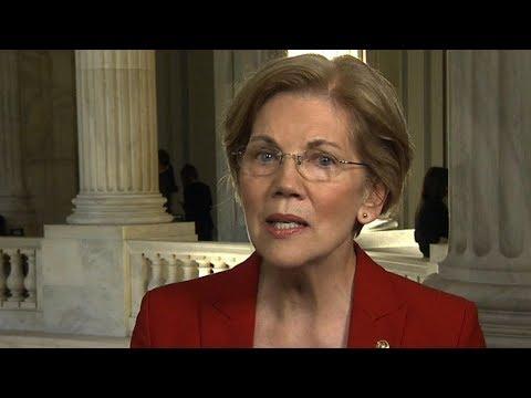 """Elizabeth Warren: Forget I Said """"Rigged"""""""
