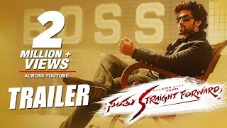 Santhu Straight Forward Official Trailer HD | Yash, Radhika Pandit | V. Harikrishna | Mahesh Rao